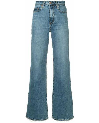 Джинсовые прямые джинсы с завышенной талией классические Nobody Denim