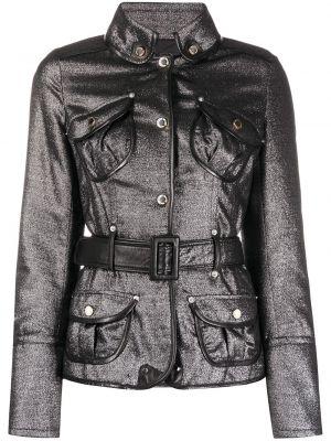 Черная куртка Gianfranco Ferre Pre-owned