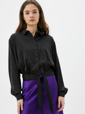 Блузка с длинными рукавами - черная Imocean