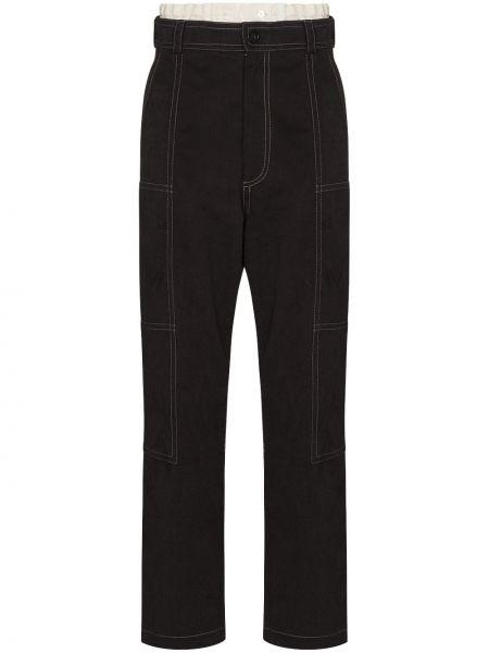 Spodni bawełna bawełna spodnie Jacquemus
