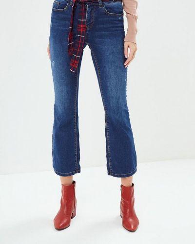 Прямые джинсы синие Jacqueline De Yong