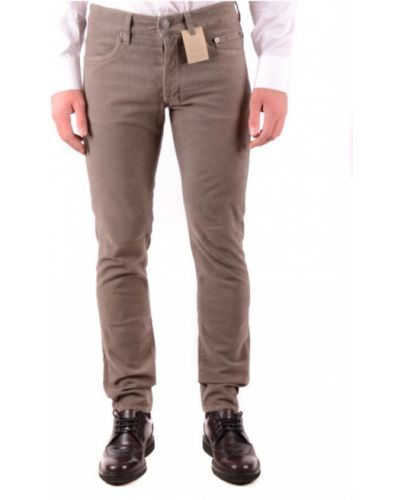 Brązowe jeansy Siviglia