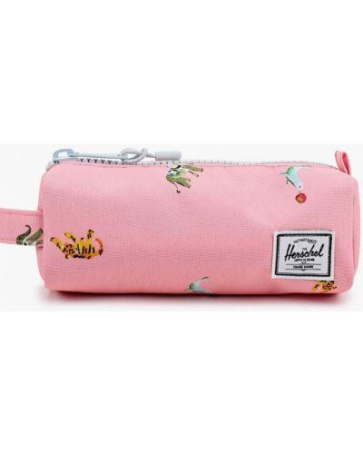 Розовый кошелек Herschel Supply Co