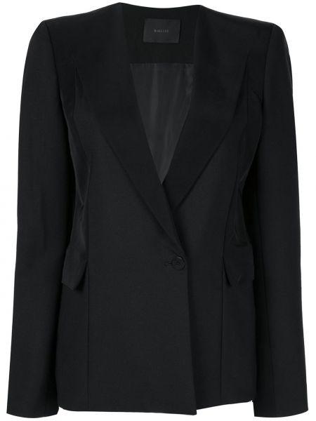 Черный пиджак Dion Lee