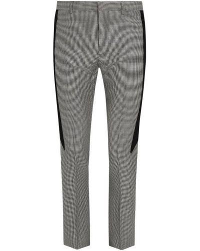Укороченные брюки прямые широкие Givenchy