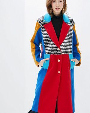 Разноцветное пальто Gk Moscow