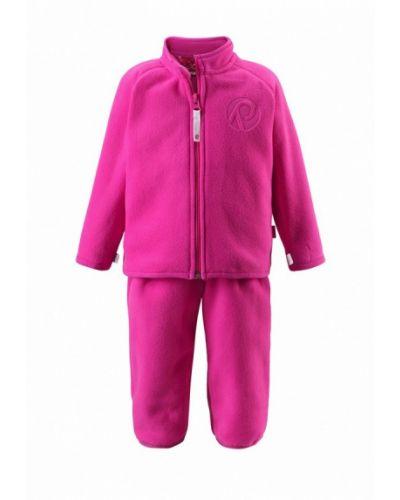 Розовый спортивный костюм Reima