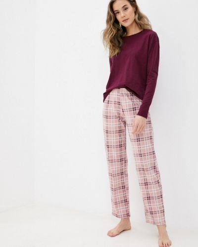 Пижамная фиолетовая пижама Marks & Spencer