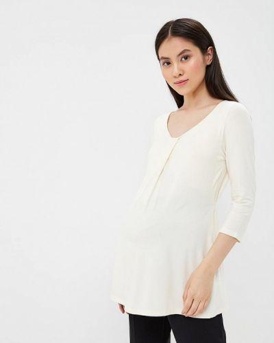 Белая блузка Mit Mat Mamá
