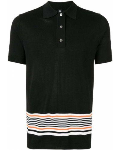 Классическая черная классическая рубашка на пуговицах Astrid Andersen