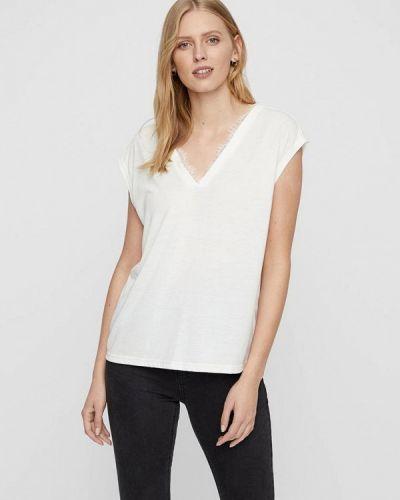 Белая футболка 2019 Vero Moda