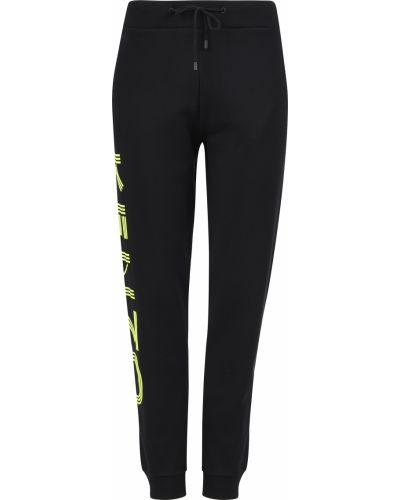 Черные спортивные брюки Kenzo