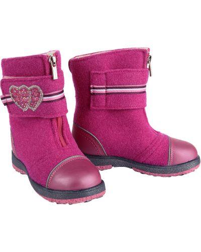 Валенки розовый зимние парижская коммуна