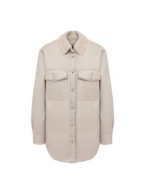 Куртка из овчины Forte Dei Marmi Couture