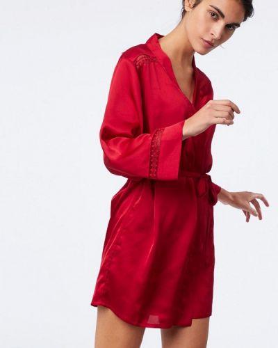 Домашний халат - красный Etam