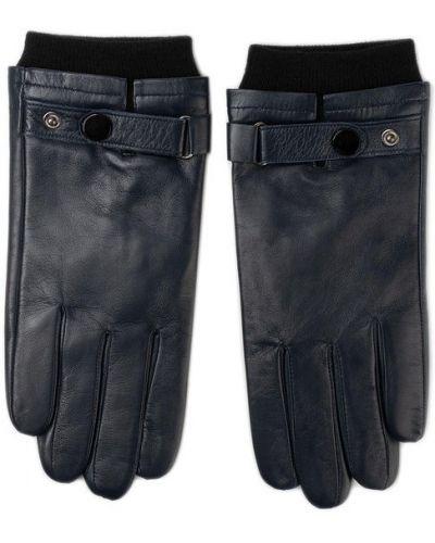 Rękawiczki granatowe Wittchen