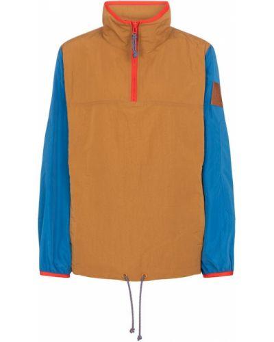 Облегченная с рукавами синяя спортивная куртка Tory Sport