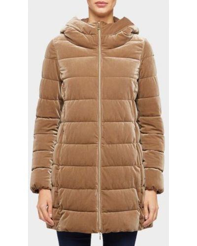 Пальто с капюшоном Geox