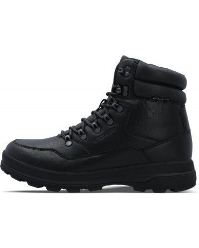 Черные сапоги на шнуровке Northland