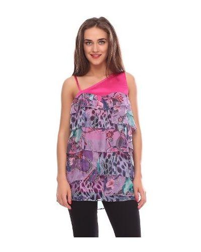 Платье - фиолетовое Custo Barcelona