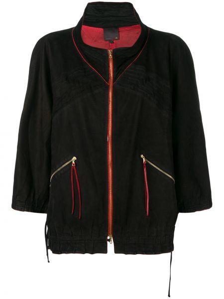 Куртка с манжетами Fendi Pre-owned