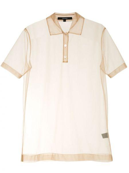 Рубашка с коротким рукавом Vera Wang