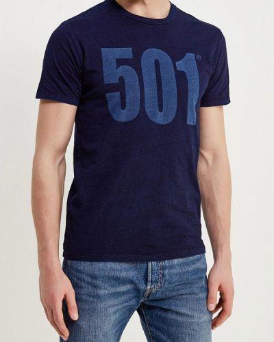 Синяя футболка Levi's®