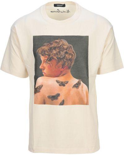 Biała t-shirt Undercover