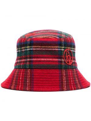 Шерстяная шапка - красная Ruslan Baginskiy