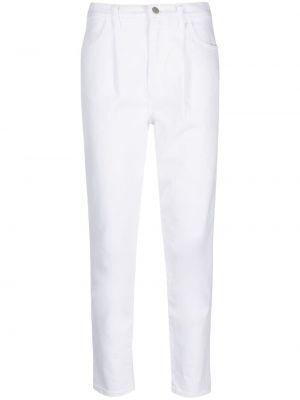 Укороченные брюки - белые J Brand