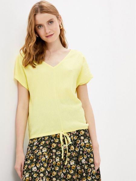 Блузка - желтая Q/s Designed By