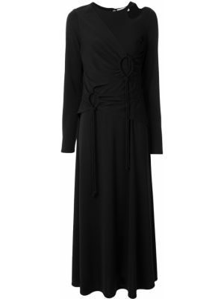 Свободное платье Muller Of Yoshiokubo