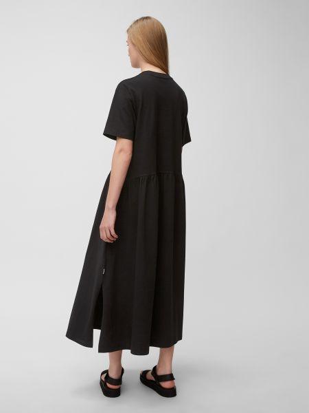 Черное джинсовое платье Marc O'polo Denim