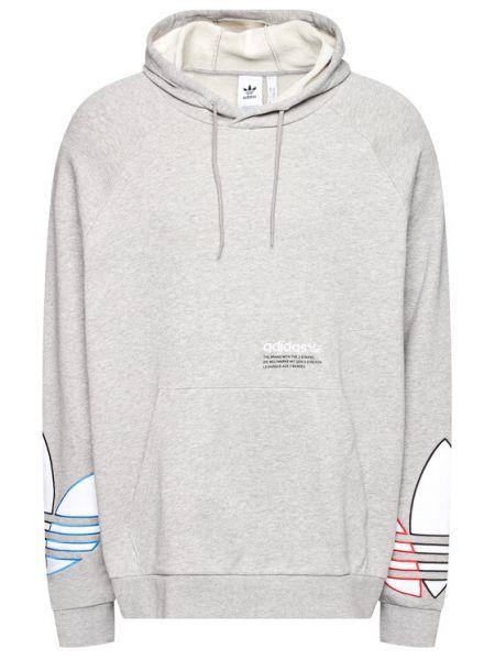 Bezpłatne cięcie szary bluzka Adidas