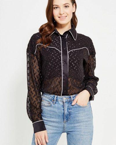 Блузка - черная Soeasy
