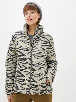 Утепленная куртка - бежевая Luhta