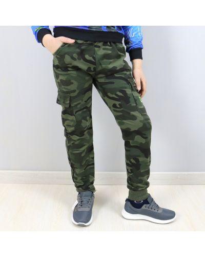 Зеленые спортивные брюки Sincere