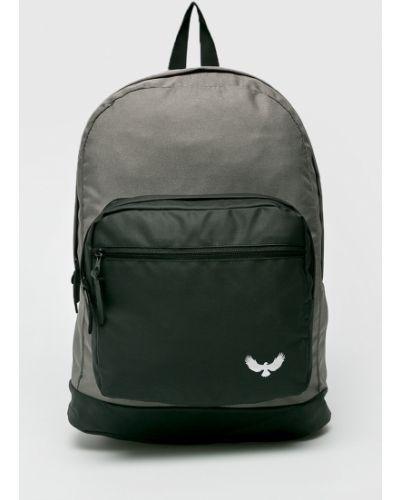 Серый рюкзак с отделениями Brave Soul