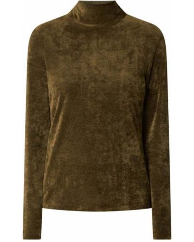 Zielony sweter z wiskozy Riani