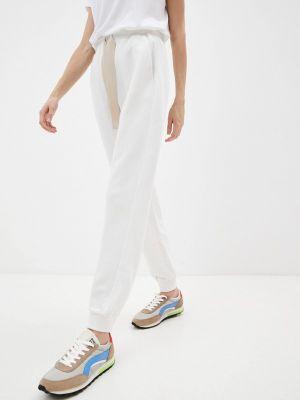 Белые спортивные брюки Max&co