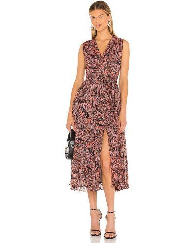 Платье с запахом Karina Grimaldi