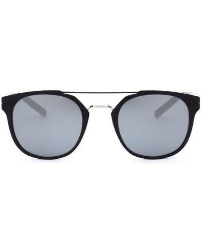 Солнцезащитные очки черные Dior
