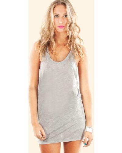 Облегающее платье-рубашка свободного кроя Cheap Monday