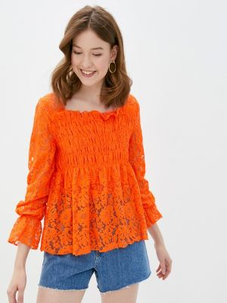 Блузка - оранжевая Care Of You