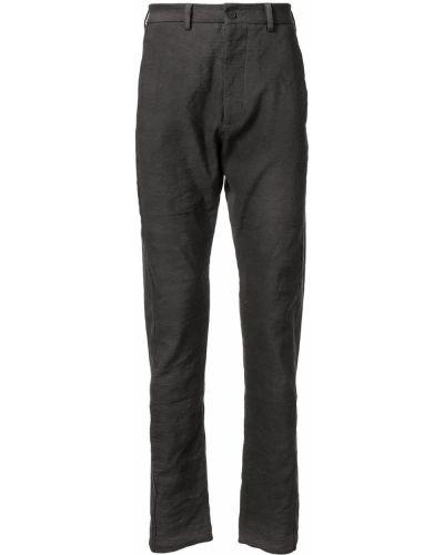Деловые брюки на пуговицах Poème Bohémien