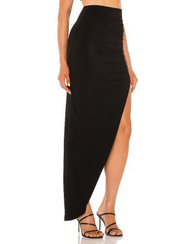 Czarna spódnica asymetryczna Nookie