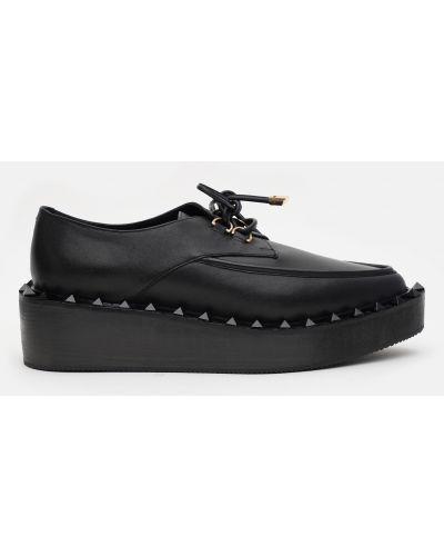 Туфли - черные Sofia Baldi