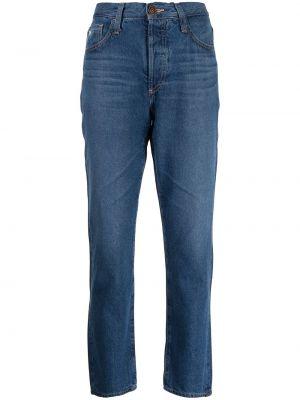 Джинсовые прямые джинсы - синие Ag Jeans