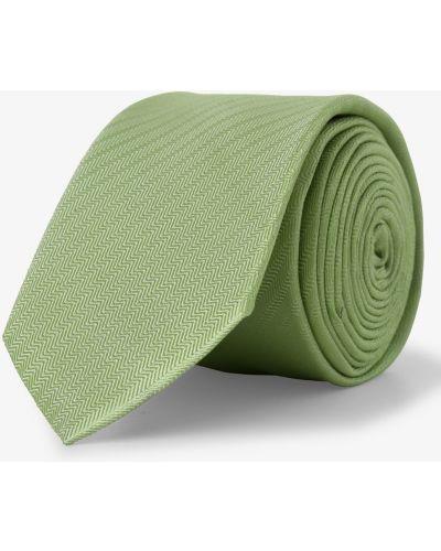 Żółty krawat Finshley & Harding
