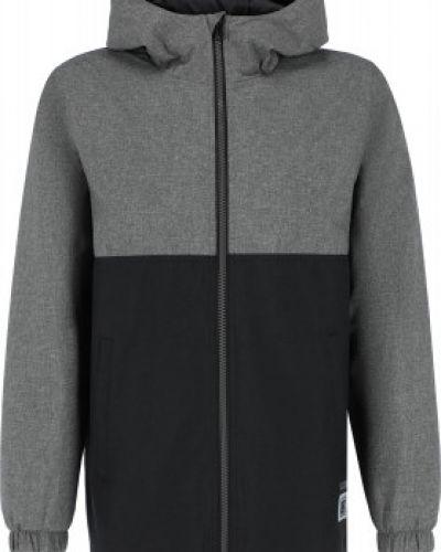 Черная куртка из полиэстера Termit